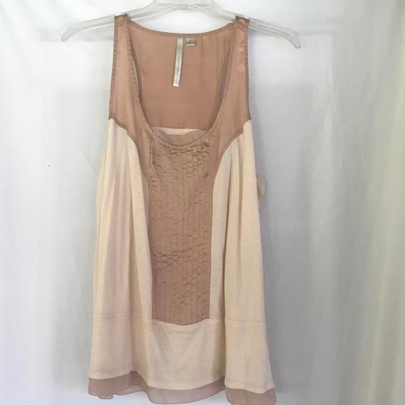 *SOLD* Lauren Conrad Dress Tank, Blush, Size XL,